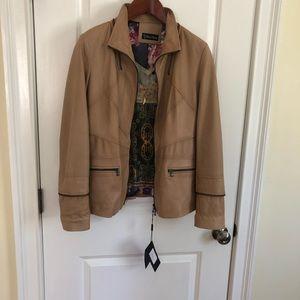 Jackets & Blazers - 🇮🇹 New high quality Italian leather jacket 🇮🇹